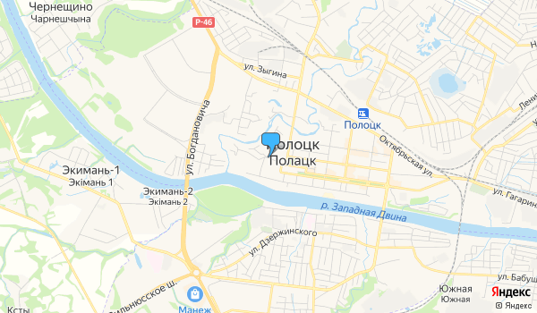 Офис ПинБулТур на карте