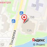 Магазин цветов на ул. Токарева (Сестрорецк), 13а