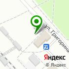 Местоположение компании Балтийский