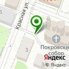 Местоположение компании Церковная лавка Покровского собора