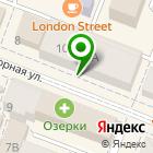 Местоположение компании Мегафон