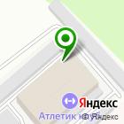 Местоположение компании Атлетик Клуб