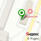 Местоположение компании МЕДИКОМ