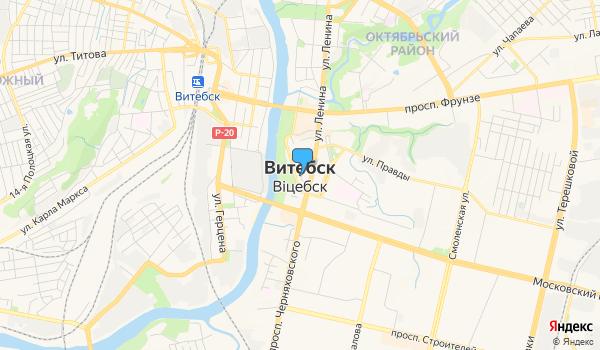 Офис Ютревел на карте
