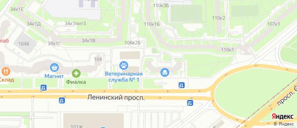 Анализы на станции метро Проспект Ветеранов в Lab4U