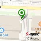 Местоположение компании Ярцево-Мебель