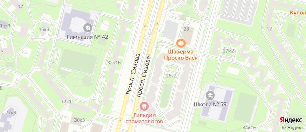 Анализы на станции метро Комендантский проспект в Lab4U