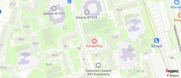 Анализы на станции метро Удельная в Lab4U