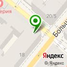 Местоположение компании Изотех СПб