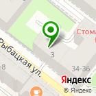 Местоположение компании Книжный мир на Петроградской