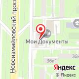 Продовольственный магазин на Новоизмайловском проспекте