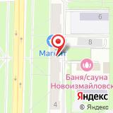 Магазин трикотажа на Новоизмайловском проспекте