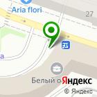 Местоположение компании Крафт-Электро