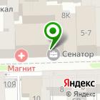 Местоположение компании Bcgroup СПб