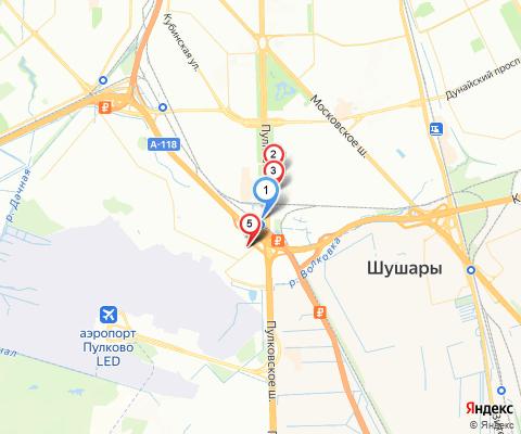 СУБАРУ ЦЕНТР ПУЛКОВО  : отзывы об автосалонах