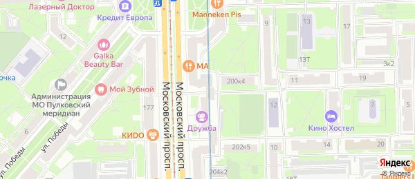 Анализы на станции метро Парк Победы в Lab4U