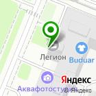 Местоположение компании Инмор, ЗАО