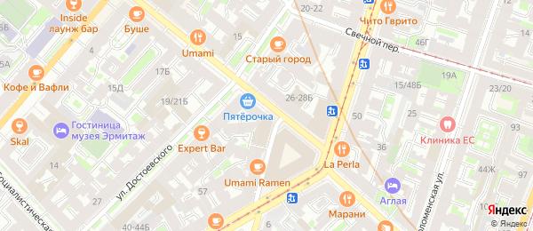 Анализы на станции метро Владимирская в Lab4U