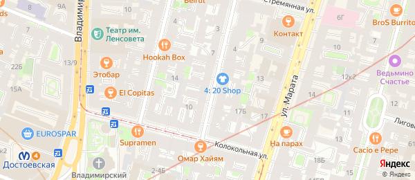 Анализы на станции метро Достоевская в Lab4U