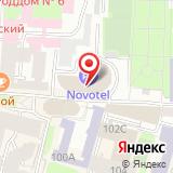 Novotel Санкт-Петербург Центр