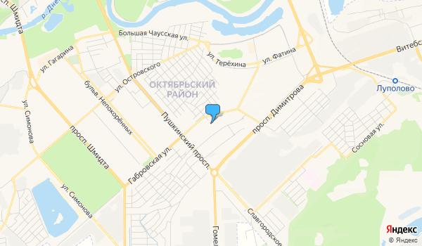 Офис Стекляриус-Тур на карте
