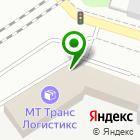 Местоположение компании ЮСАН Спб