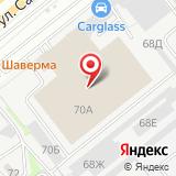 Центр автомобильной торговли на ул. Салова, 70
