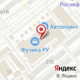 Магазин автоаксессуаров на ул. Фучика, 19л