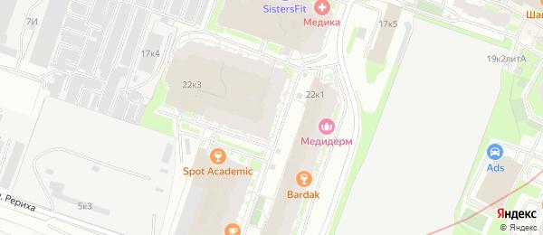 Анализы на станции метро Академическая в Lab4U