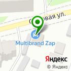Местоположение компании Аквапункт