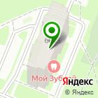 Местоположение компании ТЭОХИМ НЕВА