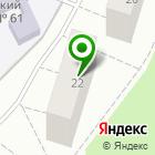 Местоположение компании Мастер.СПб