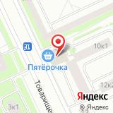 Магазин хлебобулочных изделий на Товарищеском проспекте