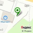 Местоположение компании Церковная лавка на Железнодорожной