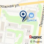 Компания Грузинская пекарня на карте