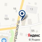 Компания РЕСО-Гарантия на карте