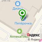Местоположение компании Фотостудия на Караваеской