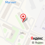Магазин автозапчастей на ул. 1-й микрорайон, 14Б