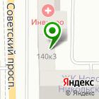 Местоположение компании ЭлектроПлюс