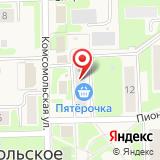Магазин автозапчастей для иномарок на Комсомольской (Тосненский район)