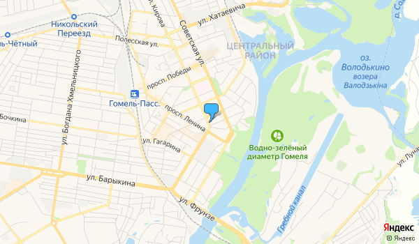Офис Роял Вояж на карте