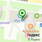 Местоположение компании Lagunacity.ru