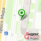 Местоположение компании Балтийский фонд сбережений, КПК