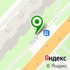 Местоположение компании Киоск по продаже фермерских продуктов