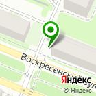 Местоположение компании Новая Новгородская газета