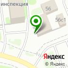 Местоположение компании Печной центр