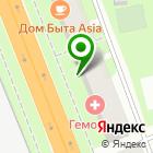 Местоположение компании ФинансГарант, КПК