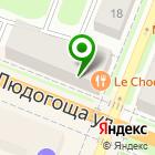 Местоположение компании Flor2u.ru