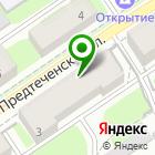 Местоположение компании Олимп, КПКГ