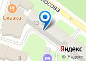 Комитет по управлению муниципальным имуществом Великого Новгорода на карте